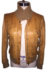 Zenobia Leather Jacket