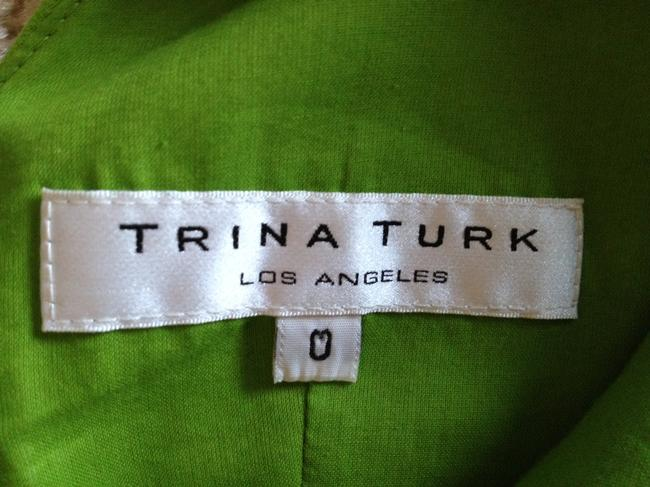 Trina Turk Vintage Summer Empire Waist Summery Dress