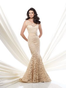 Montage CHAMPAGNE 115960 Dress