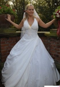 Demetrios 925 Wedding Dress