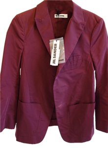 Jil Sander Jil Sander Jacket Purple New with Tags Purple