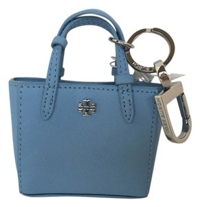 Tory Burch Mini York Key Fob Handbag Charm
