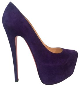 1504701b8aaf Women s Purple Christian Louboutin Shoes - Up to 90% off at Tradesy