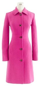 J.Crew Classic Thinsulate Pink Pea Coat