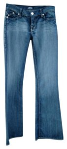 Rock & Republic Flare Leg Jeans-Medium Wash