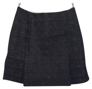 Balenciaga Mini Skirt Blac