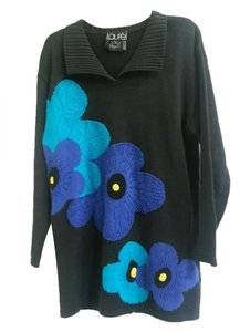 Escada Flower Vintage Sweater