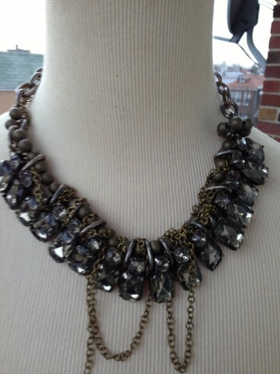 Other Gorgeous one of a kind handmade glam necklace
