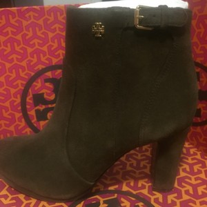 Tory Burch Olive Brown Boots