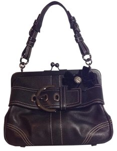 Coach Handbag Wristlet in Black