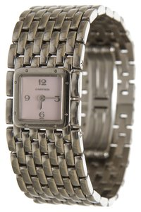 Cartier Cartier Silver Stainless Steel Ruban Watch