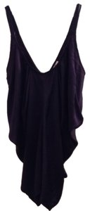Helmut Lang Top Deep purple