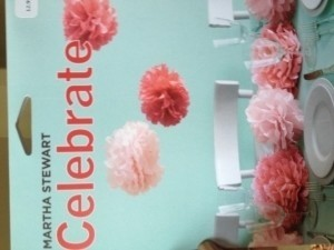 Brand New Set Of Diy Paper Poms In Guava And Light Pink