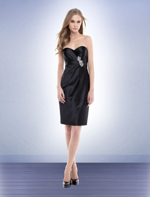 Item - Black 169 Casual Bridesmaid/Mob Dress Size 6 (S)
