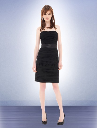 Preload https://img-static.tradesy.com/item/981800/bill-levkoff-black-672-formal-bridesmaidmob-dress-size-8-m-0-0-540-540.jpg