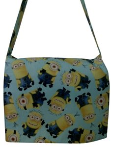 Other Totes Crossbody Minions Despicable Me Handmade Blue / Yellow Messenger Bag
