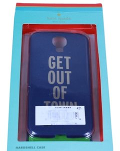 Kate Spade Kate Spade New York Samsung Galaxy S4 Case 'Out of town'