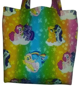 My Little Pony Tote in Rainbow
