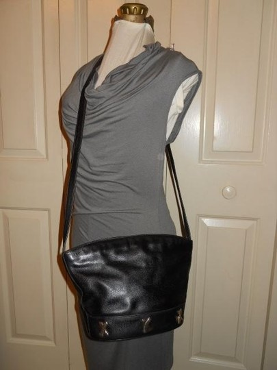 Paloma Picasso Leather Cross Body Bag