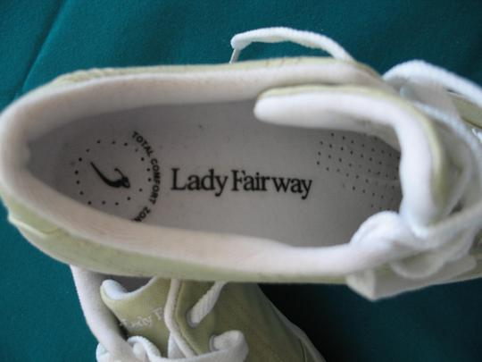 Lady Fairway Golf beige/tint of green Athletic