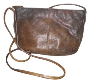 Stone Mountain Accessories Leather Vintage Os Cross Body Bag