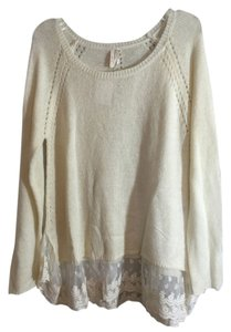 Frenchi In Lace Is Extraordinary Soft And Comfortable For Holidays New Never Worn Sweater