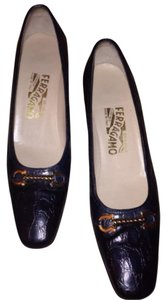 Salvatore Ferragamo Blac Pumps