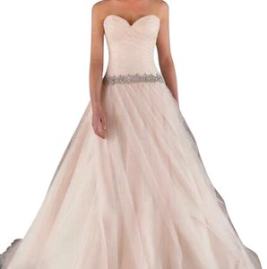 Martina Liana Martina Liana 551 - Drop Waist Ball Gown Wedding Dress