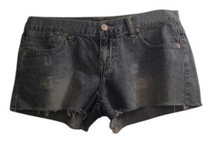 Refuge Jeans Denim Shorts-Light Wash