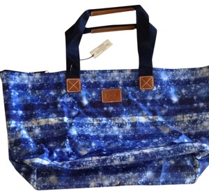 Victoria's Secret Tote in Dark Blue