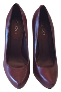 ALDO Burgendy Pumps