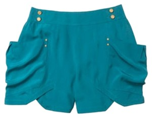 Anthropologie Dress Shorts teal