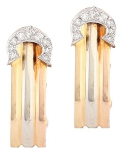 Cartier Diamond Trinity Earrings