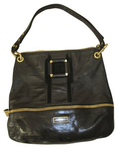 Jimmy Choo Black Messenger Bag