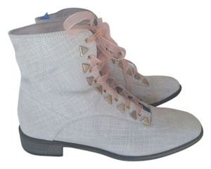 Other light taupe Boots