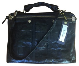 Tre Vero Tote in Black