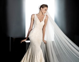 Pronovias Prola 2016 Wedding Dress