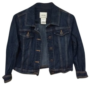 Cherokee Denim Womens Jean Jacket