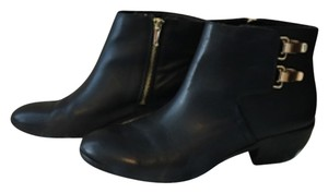 Sam Edelman Black leather Boots