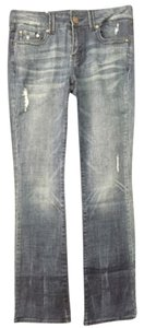 Foreign Exchange Boot Cut Jeans