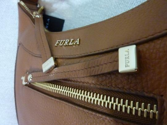 Furla Saddle Mini Mini Hobo Cross Body Bag