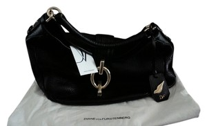 Diane von Furstenberg New Designer Leather Hobo Bag