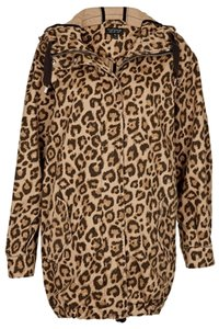 Topshop Cheetah Jacket