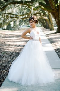 Alvina Valenta 9408 Wedding Dress