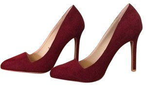 Forever 21 Maroon Pumps