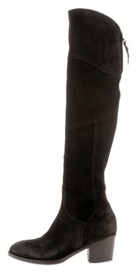 Preload https://img-static.tradesy.com/item/9827284/alberto-fermani-black-suede-circio-knee-high-bootsbooties-size-us-5-regular-m-b-0-1-540-540.jpg