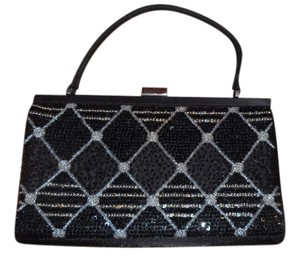 Nicole Miller Satchel in BLACK