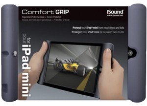 iSound iSound Comfort Grip Ergonomic Protective Case for iPad Mini