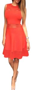 Torn by Ronny Kobo short dress A-line Knit Stretchy on Tradesy