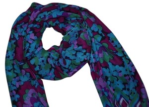 Lilly Pulitzer Lilly Pulitzer silk cashmere Diamond in the Rough Murfee Scarf